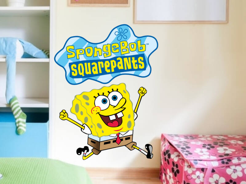 SpongyaBob Kockanadrág